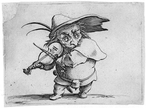 ホフマンが偏愛したバロック時代の版画家ジャック・カロの版画