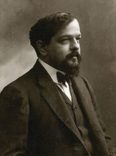 クロード・ドビュッシー(Claude Debussy/1862-1918年)