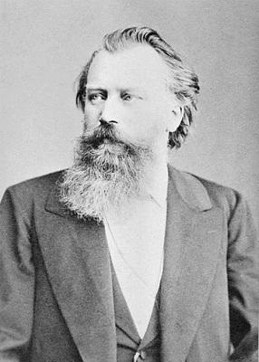ヨハネス・ブラームス(Johannes Brahms/1833-1897年)