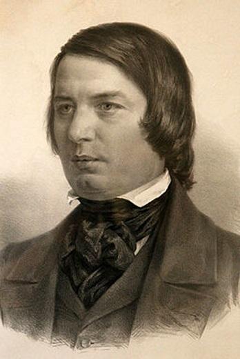 ロベルト・シューマン(Robert Schumann/1810ー1856年)